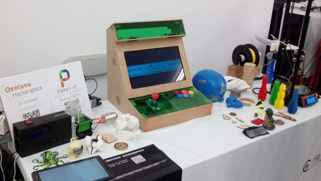 Máquina arcade - Raspberry Pi