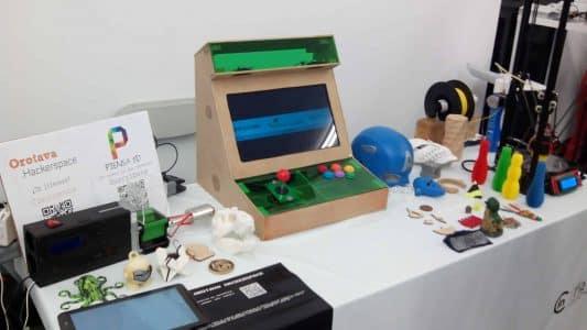 Máquina arcade Raspberry Pi