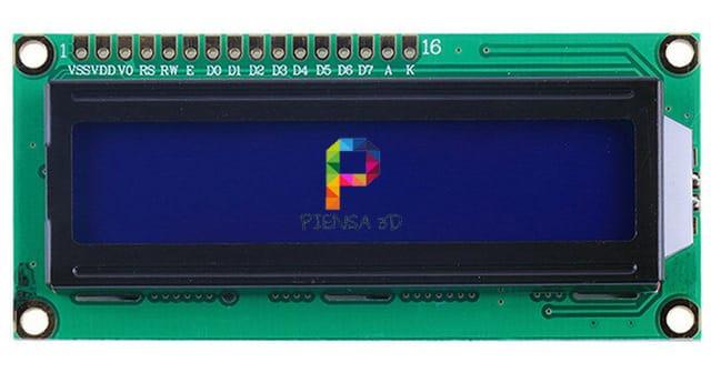 LCD Arduino 16x2