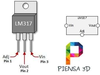Cómo conectar LM317