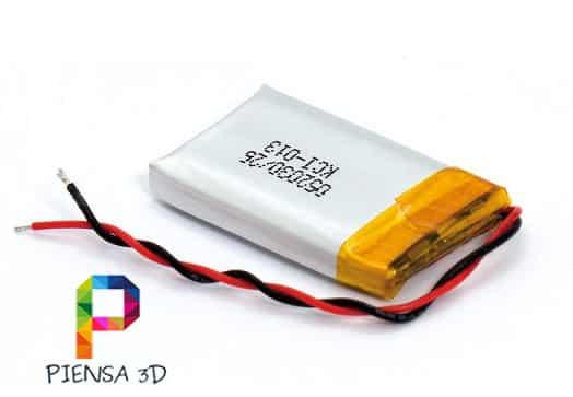 Cómo alimentar Arduino con bateria LiPo