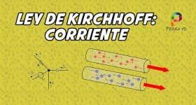 Ley de corriente de Kirchhoff