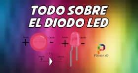 Que es un diodo led, tipos aplicaciones, funcionamiento