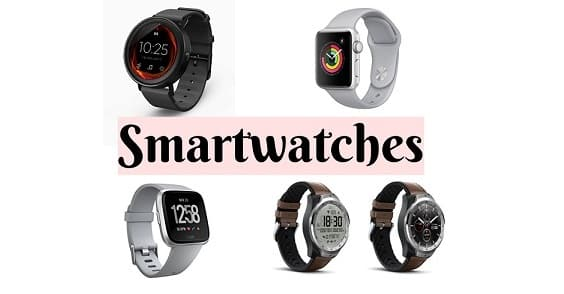 Los mejores smartwatches del mercado