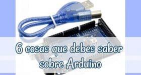 Curiosidades sobre Arduino