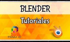 Tutoriales Blender