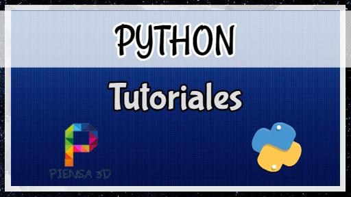 Tutoriales Python