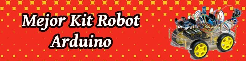 Mejor Kit Robot Arduino